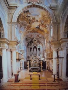 affreschi chiesa ss. faustino giovita brescia