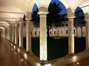 Chiostro Museo Diocesano Brescia