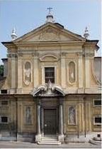 facciata chiesa maria carità brescia