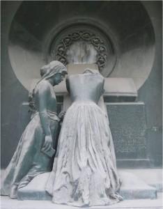 Cimitero Vantiniano - Brescia - Tomba Basiletti.
