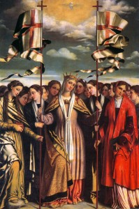 Moretto - S. Orsola e le Vergini - Brescia.