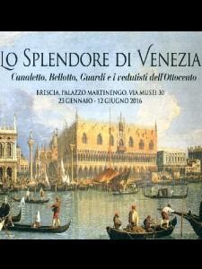 Visite alla Mostra Lo Splendore di Venezia con Scopri Brescia.