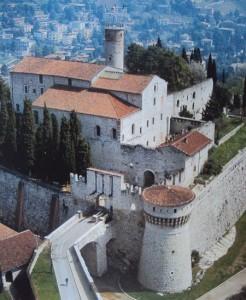 Il Castello di Brescia.