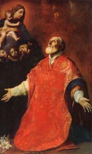 S. Filippo Neri - Guido Reni - Brescia