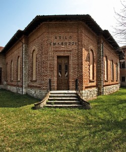 ex Asilo - Borgo dei Creativi - Meano.
