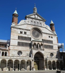 Il Duomo di Cremona.