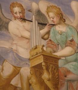 Angeli musicanti Brescia.