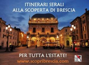 Visite guidate serali alla scoperta di Brescia - Scopri Brescia