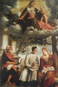 Museo diocesano brescia moretto