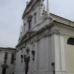 facciata chiesa faustino brescia