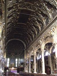 S. Maria delle Grazie a Brescia affreschi