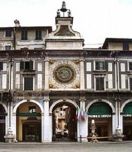 orologio piazza loggia brescia