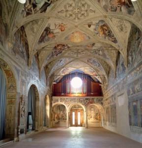 La cappella Sistina di Brescia