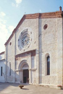 Chiesa di San Francesco a Brescia - Facciata - by ScopriBrescia.