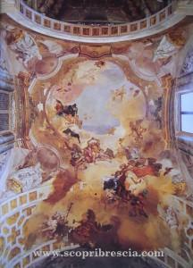 Chiesa S. Faustino Maggiore Brescia - Tiepolo