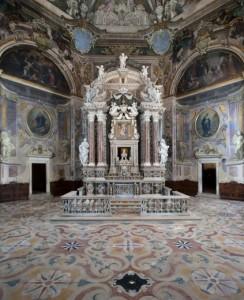 Chiesa di S. Maria della Carità - Brescia - Interno.