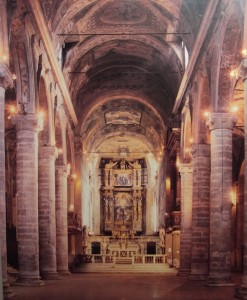 Chiesa Santa Maria del Carmine - Brescia.