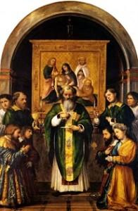 Romanino - S. Maria in Calchera- Brescia.