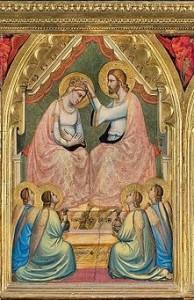 Polittico Baroncelli Giotto - particolare