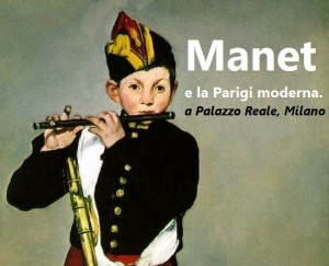 Visite guidate Mostra Manet a Milano. Palazzo Reale.
