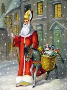 Itinerario di Babbo Natale