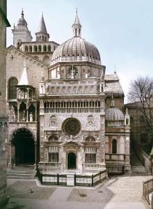 Cappella Colleoni - Visita Bergamo alta.