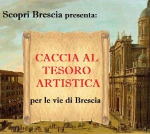 Caccia al Tesoro artistica - Scopri Brescia.