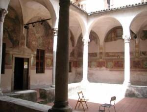 Chiostro convento di San Giuseppe - Brescia - Scopri Brescia.