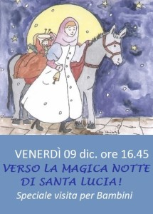 Visita guidata Santa Lucia - Brescia.