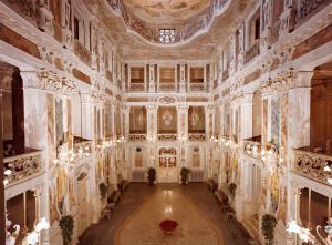 Foyer Teatro Grande - Brescia.