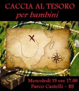Caccia al tesoro artistica per bambini - Scopri Brescia